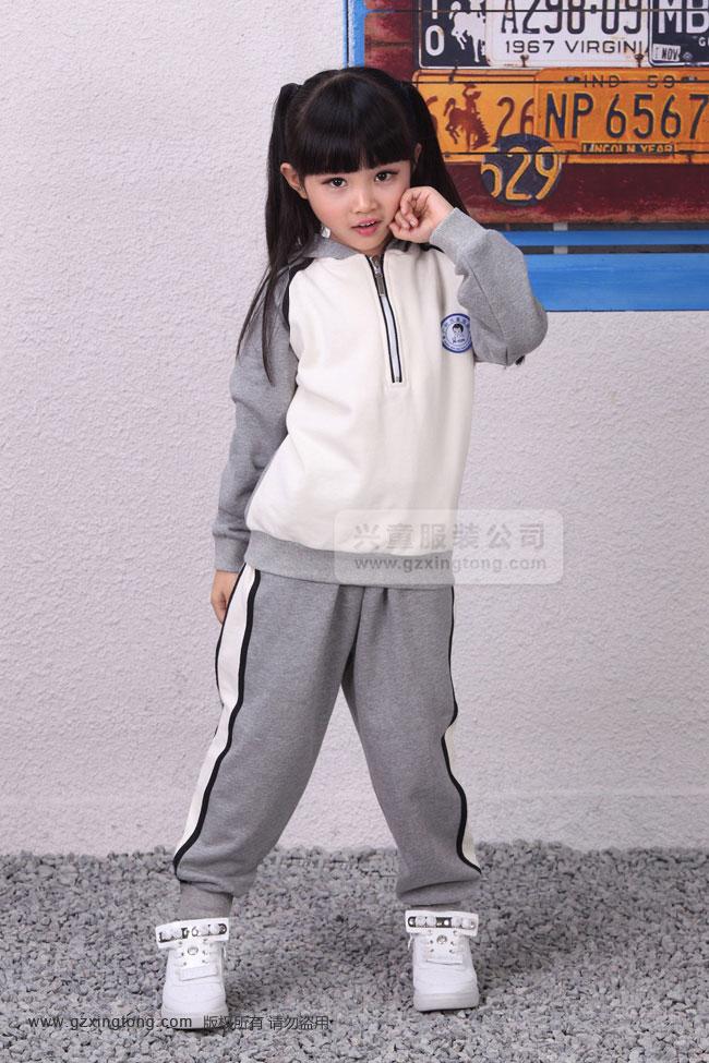 幼儿园秋季校服