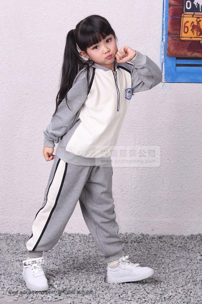 幼儿园校服最新款式