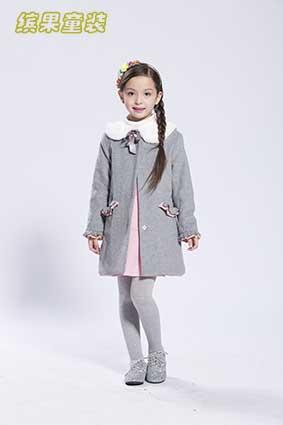 缤果童装2015秋冬装带来新的童装风向