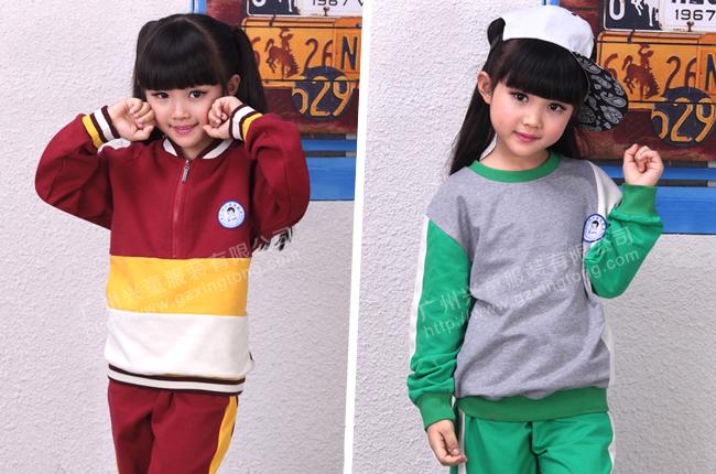 幼儿园园服秋装