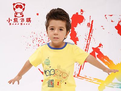 中国童装十佳品牌小熊B琪诚邀客户加盟!