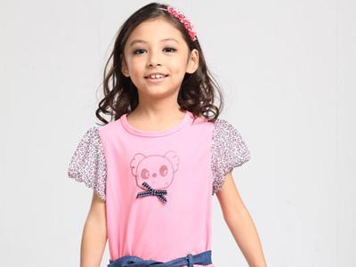 哈利玻特熊夏装已经批量投产请各位童装加盟店做好订货准备