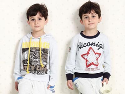 尼可尼淇童装品牌加盟优势