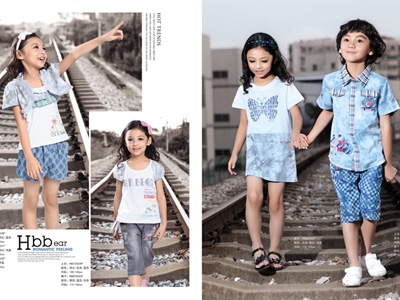 中档童装品牌加盟哈利玻特熊诚招重庆童装品牌加盟