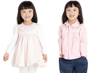 国际时尚潮流 零售店铺大受欢迎 卓维乐童装