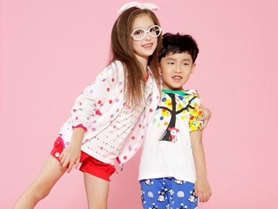 安可猴品牌童装招商活动进行中 期待您的加盟!