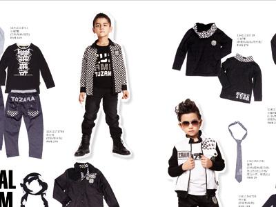 全国十大童装品牌之一