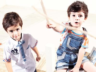 贝贝依依童装加盟 时尚设计 健康选择