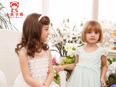 小熊B琪童装 欧韩风格 时尚设计