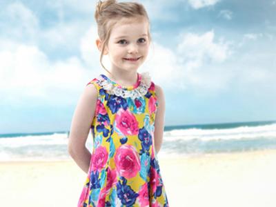 SFIT  KIDS童装与您携手迈进、共创财富