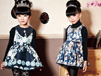 打造中国儿童快时尚一站式概念品牌 卡姿果果童装