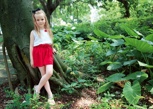 未来,属于拥有梦想的开拓者――Milk Girl Kids童装品牌加盟