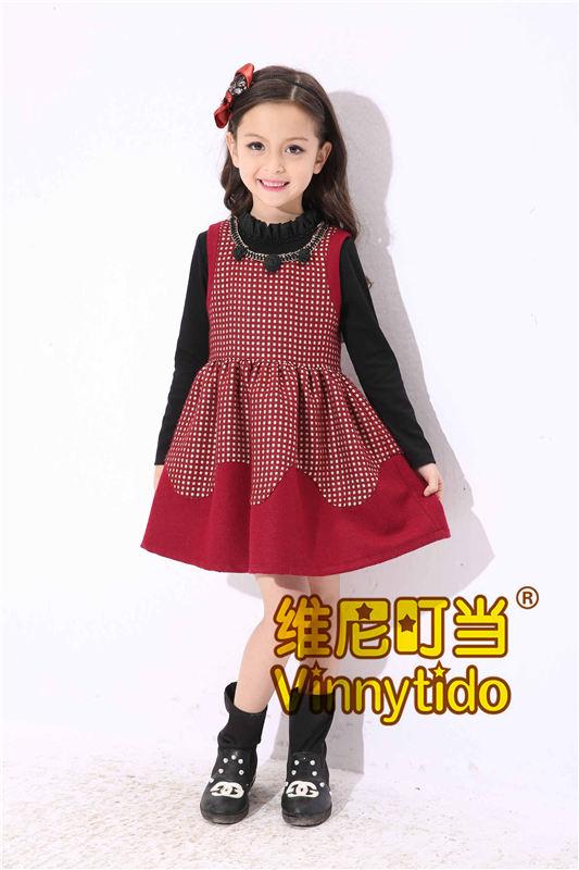 童声童色公司有一个童装品牌叫【维尼叮当】
