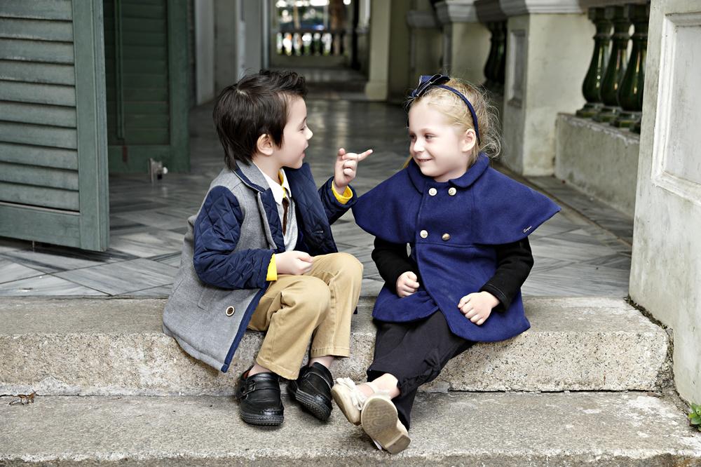 卓维乐童装,注重品质的童装