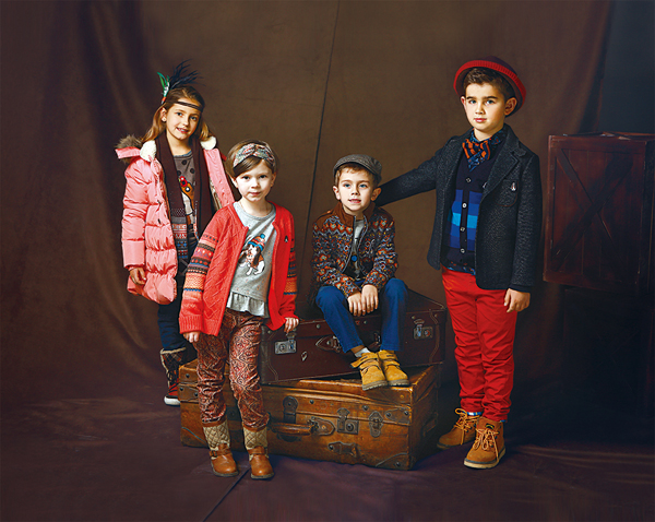 全球第一美式休闲品牌童装暇步士加盟条件及要求