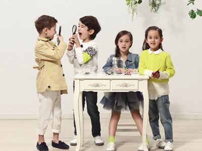 辛巴娜娜童装 让孩子拥抱自然、回归童趣