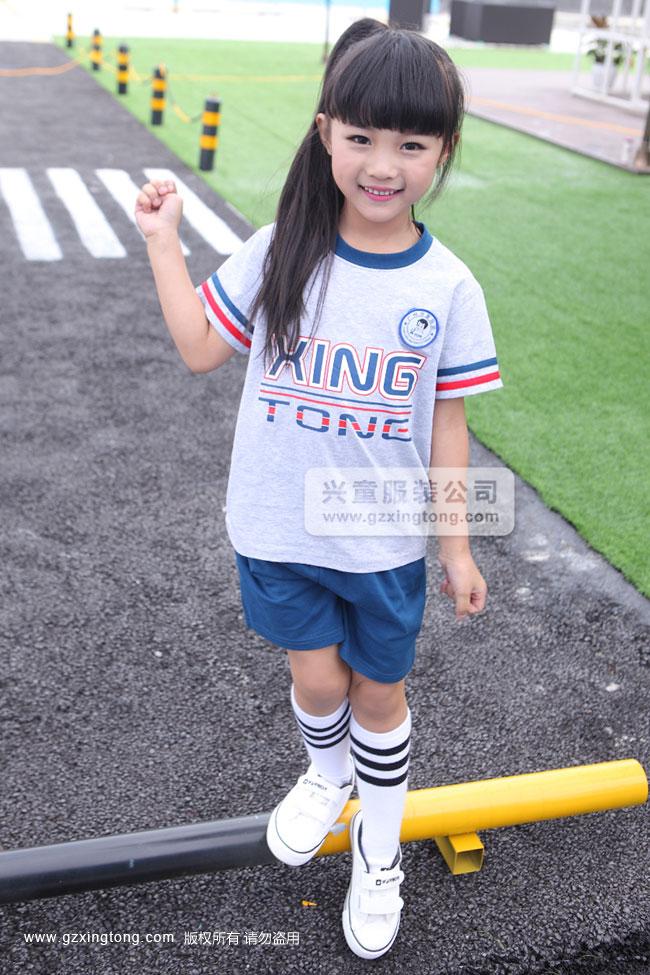 2016幼儿园园服夏装最新款式