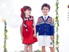 阿迈蒂尼童装 来自意大利的优雅宝贝