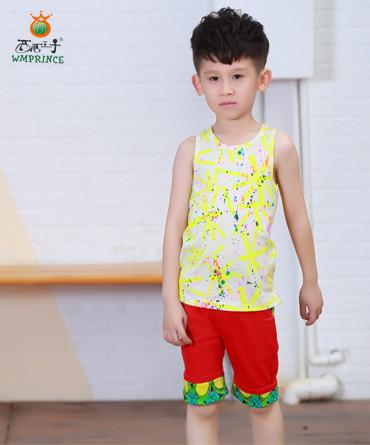 西瓜王子童装做最好童装,给宝宝舒适感受