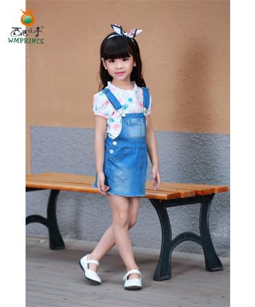 西瓜王子童装加盟 时尚百变童装
