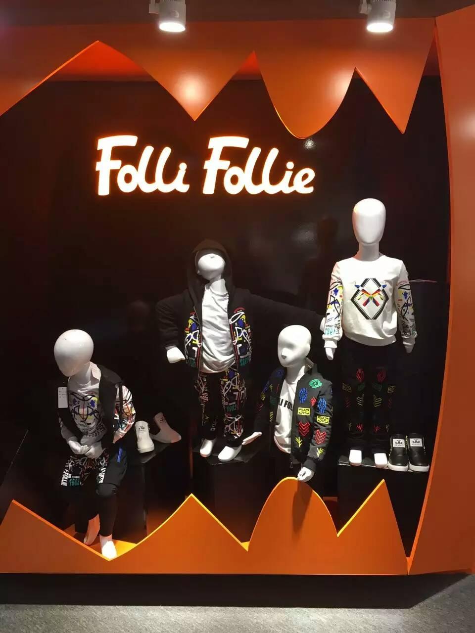 希腊轻奢品牌Folli Follie童装在中国的发展历程!希望有你们的见证!!!