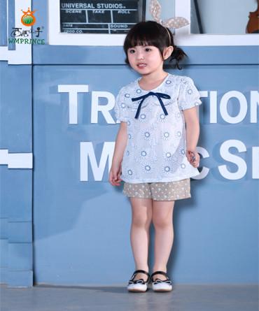 零风险创业好项目:西瓜王子品牌童装