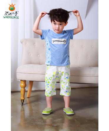 选童装加盟品牌就选西瓜王子童装