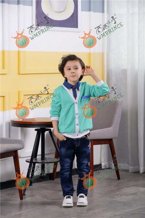 西瓜王子童装加盟 时尚与你我同在