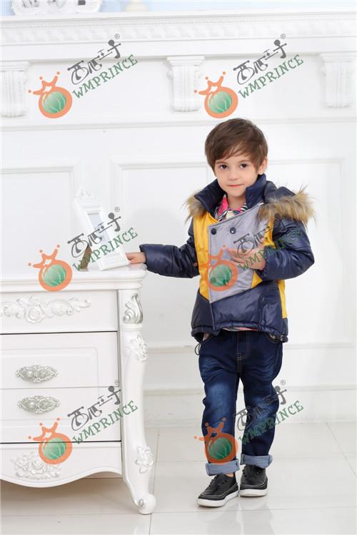 选择加盟西瓜王子童装,几万元即可成功开店
