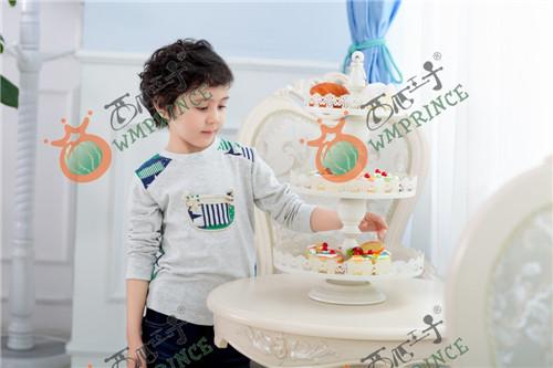 西瓜王子童装备受加盟商信赖品牌