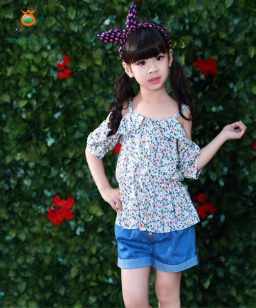 西瓜王子童装款式齐全,彰显童趣
