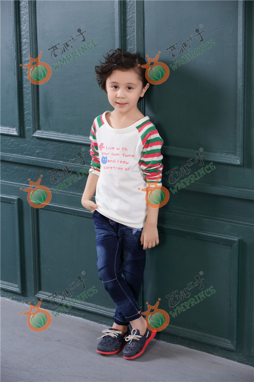 西瓜王子童装 给孩子满意打扮