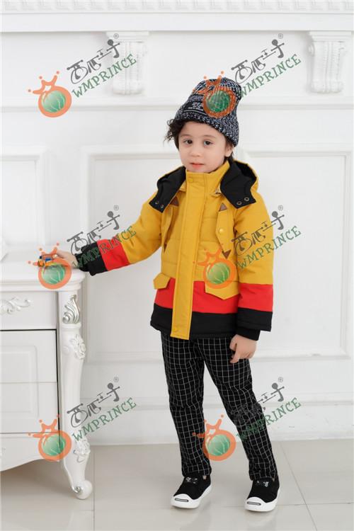 西瓜王子童装 优质品牌 实力雄厚