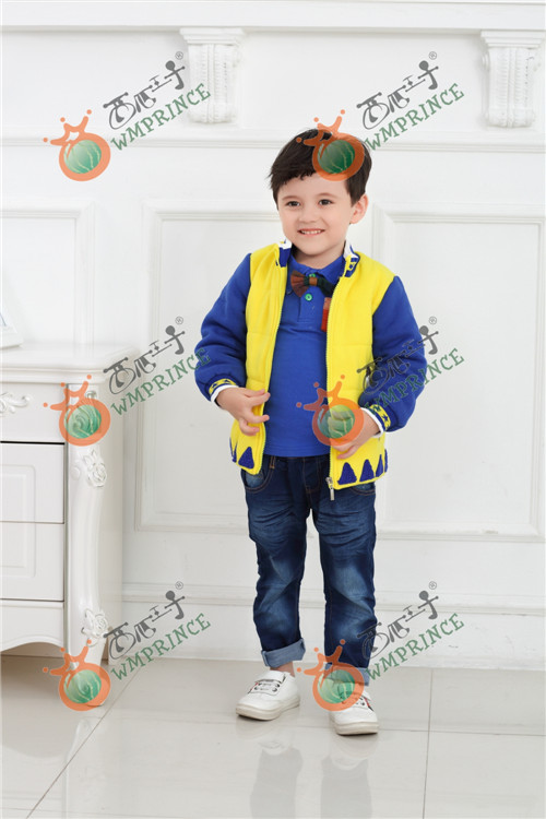 西瓜王子童装 让孩子可以对该品牌充满新鲜感