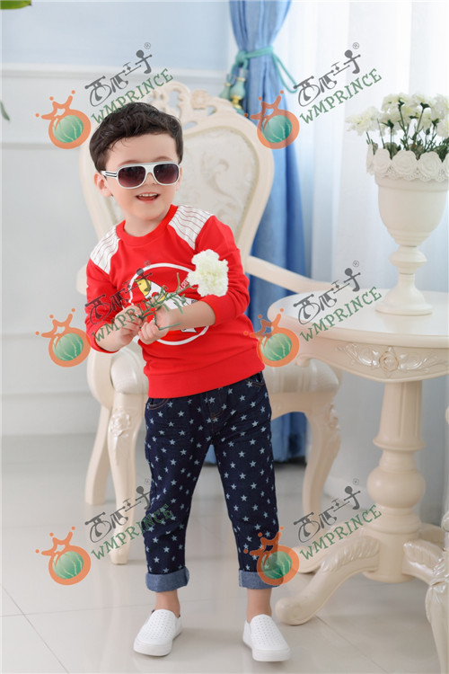 西瓜王子童装 打造全国知名品牌