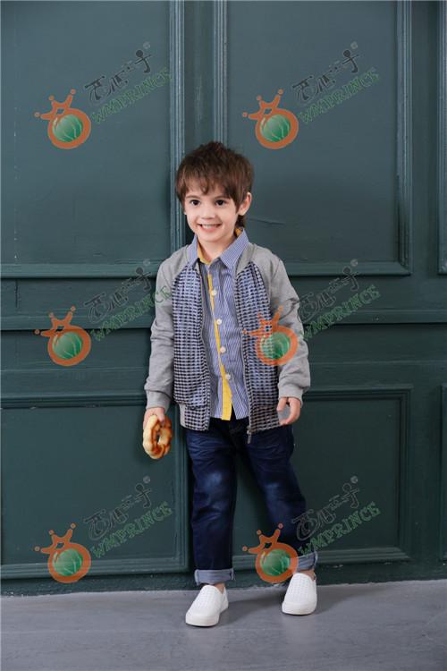 西瓜王子韩版时尚童装 专业童装加盟品牌