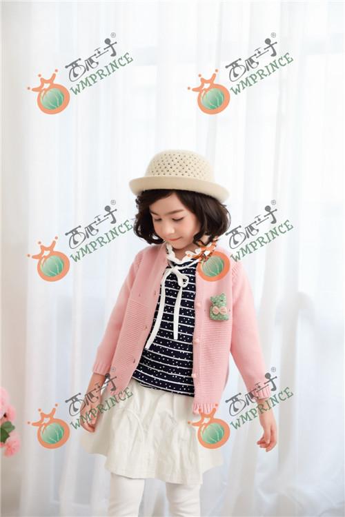 西瓜王子童装 让童装时尚也百变