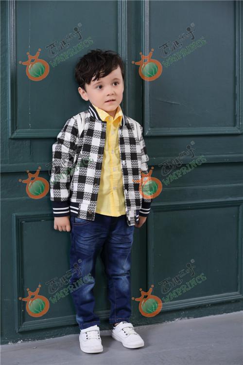 西瓜王子童装 质量才是经营核心