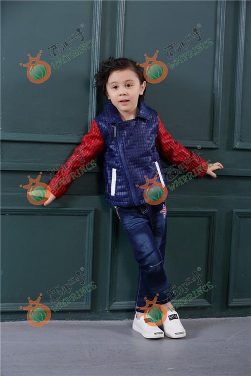 西瓜王子潮流童装让孩子变得更潮