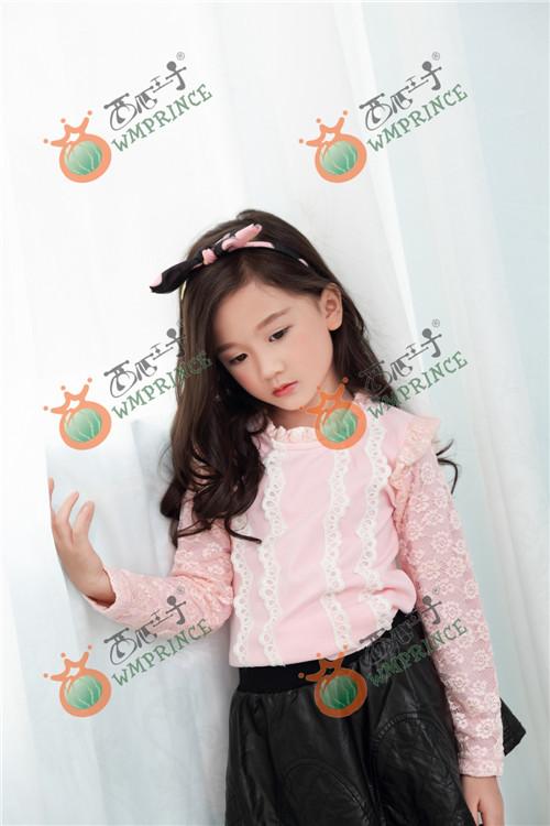 西瓜王子童装用质量取胜,产品系列多样缤纷