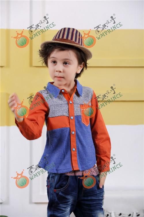 西瓜王子童装加盟 引领童装市场发展