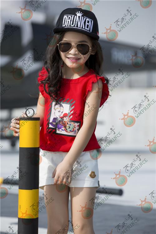 童装品牌西瓜王子绽放美丽童年