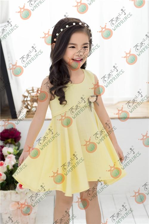 西瓜王子品牌童装 时尚款式件件经典