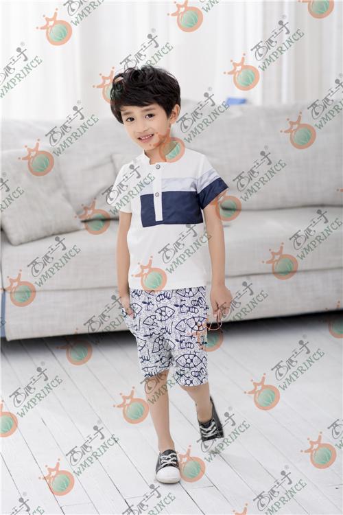 西瓜王子品牌童装用心关爱儿童健康