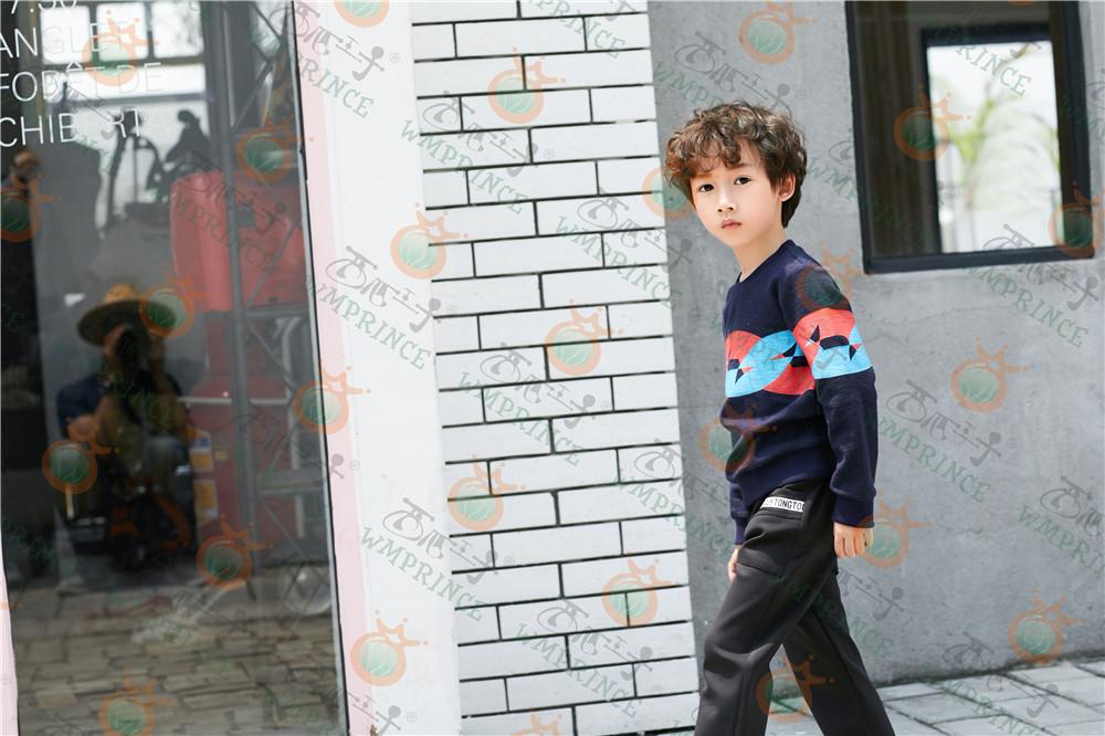 西瓜王子童装孩子最佳的健康童装