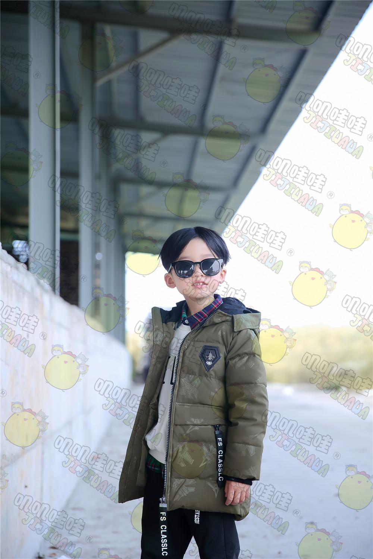 西瓜王子品牌童装励志做最优秀品牌