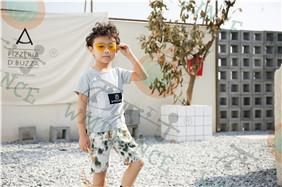 时尚潮流风尽在西瓜王子童装品牌