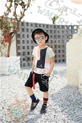 知名品牌发崛起 西瓜王子童装走不一样的路