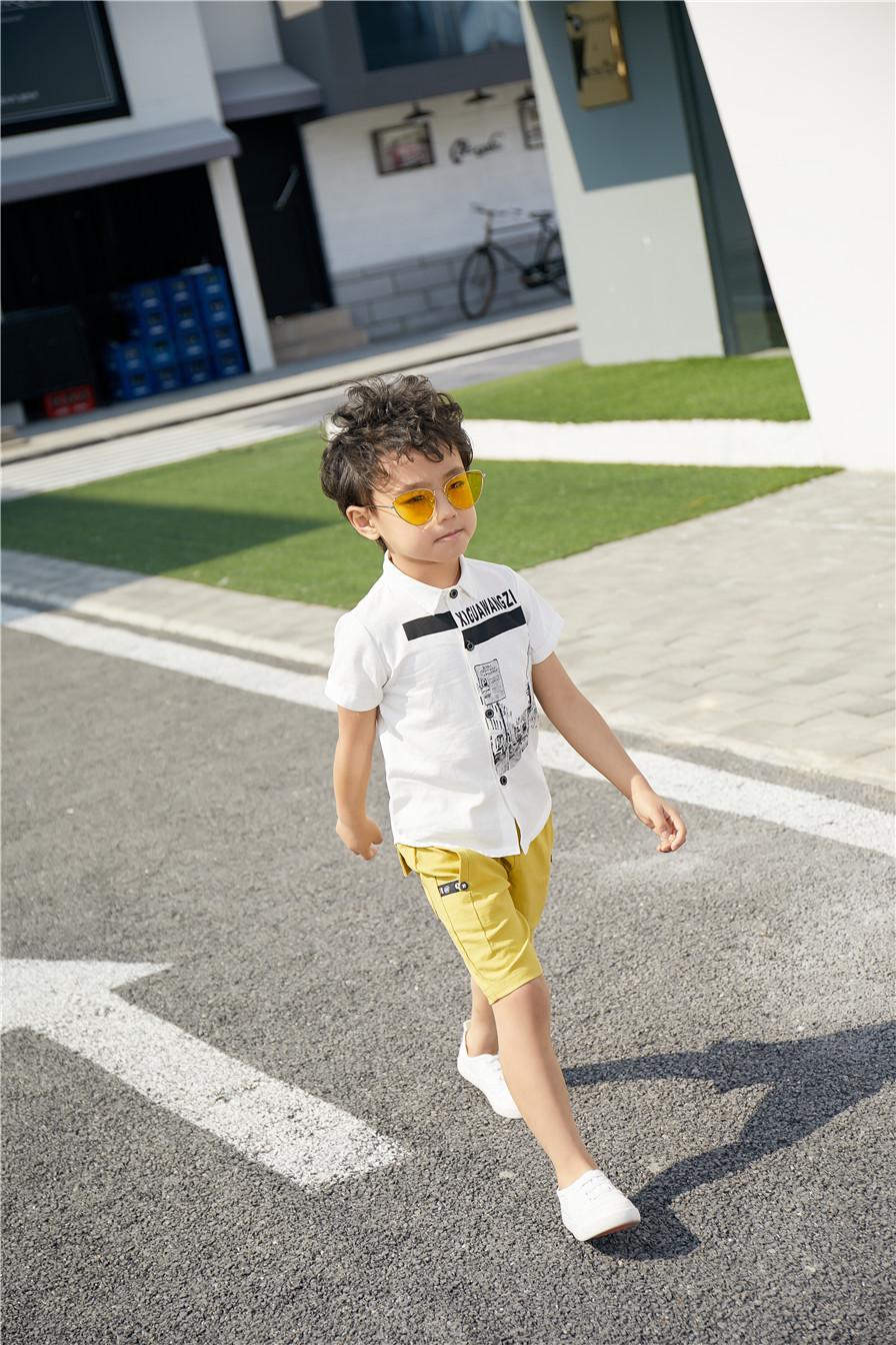 童心童趣服饰品牌童装 加盟开店无忧赚钱就是如此简单