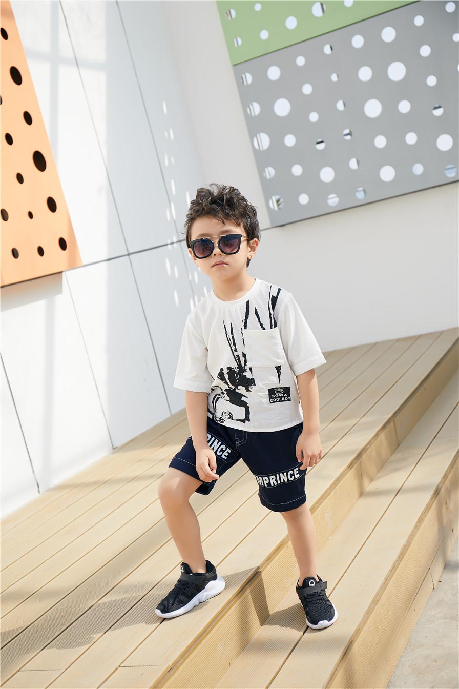 西瓜王子童装好品牌能占据更大的市场份额